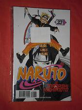 NARUTO- SERIE NERA- N° 33 -DI:MASASHI KISHIMOTO- MANGA PANINI COMICS