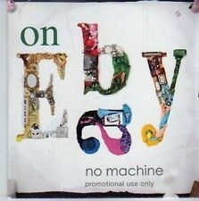 (DE357) No Machine, On Ebay - 2010 DJ CD