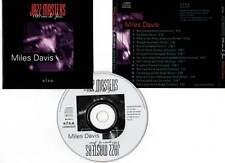 """MILES DAVIS """"Jazz Masters 100 ans de Jazz"""" (CD) 1996"""