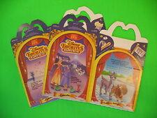 1987 McDonalds HM Boxes - Disney Favorites - Set of 2