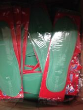 Stock 36 paia soletta scarpe antiodore alla clorofilla ritaglio solette comode
