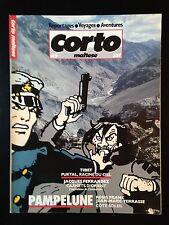 # Magazine BD CORTO Maltese n° 9 - juin 1986 - Hugo Pratt