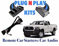 2007-2018 Jeep Wrangler WITH 1500ft Remotes Plug and Play Remote Start