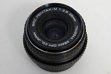 SMC Pentax-M 28mm f2.8 Wide Angle Lens