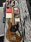 Fender American Pro Limited Edition Roasted Ash & Roasted Maple Custom Jazz Bass
