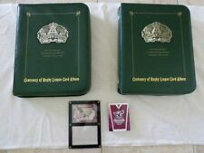 Autographed Original Set NRL & Rugby League Trading Cards