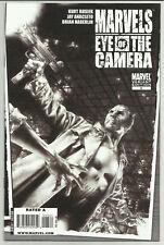 Marvels Eye of the Camera #3 Black & White Sketch Variant Punisher Marvel 2009