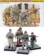 Dragon CanDo 1/35 WWII German Panzer Grenadiers Set 4pc