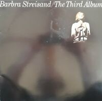 Barbra Streisand-The Third Album Vinyl LP.1964 CBS 32041.As Time Goes By+