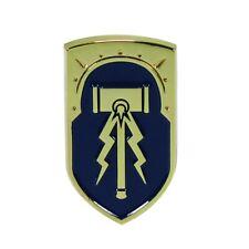 Genuine Warhammer Age Of Sigmar Stormcast Shield Pin Badge Gift Games Workshop