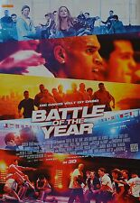 BATTLE OF THE YEAR - A3 Poster (ca. 42 x 28 cm) - Film Clippings Chris Brown NEU