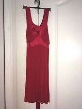 Ladies GUESS DRESS LIPSTICK RED SIZE SMALL LADIES GUESS RED DRESS EXCELLENT COND