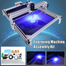 2000mw 65x50cm Desktop Laser Engraving Machine DIY Logo Marking Printer Engraver
