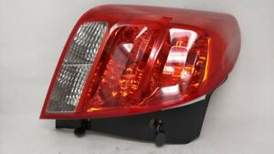 2013-2018 Chevrolet Trax Driver Left Side Tail Light Taillight Oem 49720