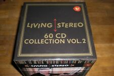 Living Stereo - 60 CD Collection Vol.2 Box