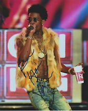 RICH HOMIE QUAN Rapper Signed 8X10 Photo Walk Thru The Most