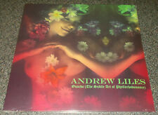 ANDREW LILES-OUARDA-2008 VINYL 2xLP-LIMITED TO 600-NURSE WITH WOUND-NEW & SEALED