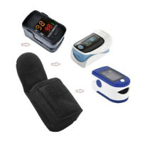 Finger Pulse Oximeter Pouch Portable Case Storage Pack Protective Bag G6A