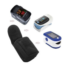 Finger Pulse Oximeter Pouch Portable Case Storage Pack Protective Bag #HA2