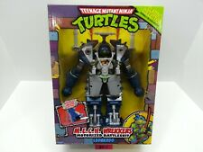 TMNT Ninja Turtles LEONARDO MECH Wrekkers Motorized Battle Suit Classic - NEW