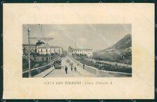 Salerno Cava dei Tirreni Tram cartolina XB3398