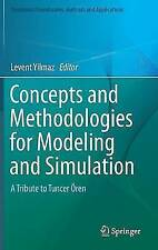 Concepts And Methodologies For Modeling And Simulation  9783319150956
