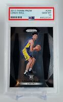 📈2017 Panini Prizm Lonzo Ball Base ROOKIE RC #289 PSA 10 GEM MINT🔥