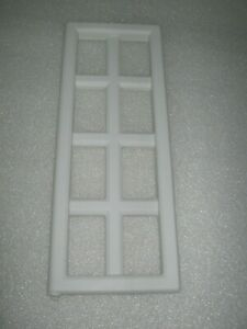 White Plastic REPLACEMENT Window Shutter CAPE COTTAGE Little Tikes Playhouse