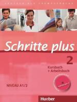 Schritte plus 2 von Sylvette Penning-Hiemstra, Daniela Niebisch, Monika Boverman