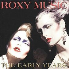 Early Years by Roxy Music (BRYAN FERRY) NEW SEALED CD, Aug-2000, 1 Disc HDCD EMI