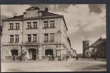 Czech Republic Postcard - Caslav Street Scene  RS5144
