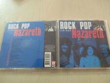 Rock & Pop Legends  Nazareth- CD