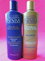 NISIM ANTI HAIR LOSS SHAMPOO & CONDITIONER 8oz / 240ml (FREE FAST USA SHIPPING)