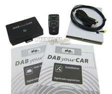 Original Vw Seat Skoda DAB +Radio Digital Digital Radio RADIO AUX en MP3 Kit
