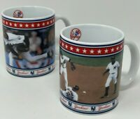 The Danbury Mint New York Yankees Collectors Mugs 2004 -DOUBLE PLAY - THE CLOSER