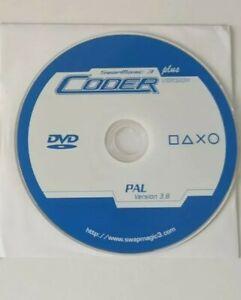 SWAP MAGIC 3.8 Coder (PS2) Versión DVD -  PAL