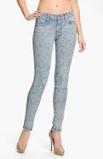J Brand Vintage Bandana Super Skinny Leg Ankle Jeans $198 24 00 0