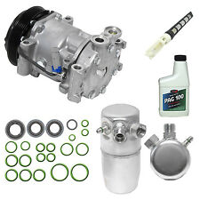 new ac compressor install kit 1996-1998 chevy/gmc pickup tahoe suburban