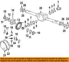 52105065 Chrysler Flange pinion 52105065