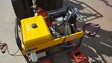 4 KW Diesel Generator Yanmar 8 HP diesel engine electric start