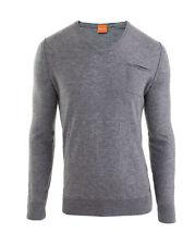 Unifarbene HUGO BOSS Herren-Pullover & -Strickware