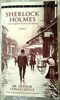 Sherlock Holmes The Complete Novels and Stories Volume 1