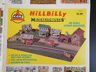 Hillbilly Ministructures AHM  #5680 G HO scale Cutout Buildings