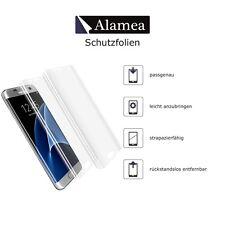 2x Samsung S7 Edge Displayfolie (full Cover Full Face) Von Alamea klar