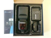 Flashpoint Zoom Li-ion R2 TTL On-Camera Flash Speedlight For Nikon
