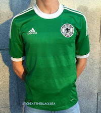 GERMANY NATIONAL TEAM 2012 2013 AWAY FOOTBALL SOCCER SHIRT JERSEY TRIKOT BOYS