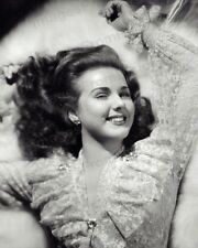 8x10 Print Deanna Durbin Beautiful Portrait #DDAN