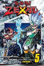 Yu-Gi-Oh! Zexal Vol. 5 Manga NEW