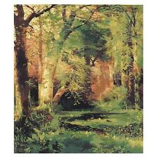 "16x20"" Acrylic DIY Paint By Number Kit Digital Art Oil Painting on Canvas Forest"