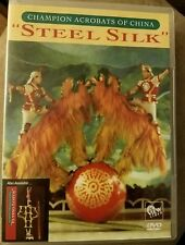 Champion Acrobats of China: Steel Silk DVD FREE SHIPPING!